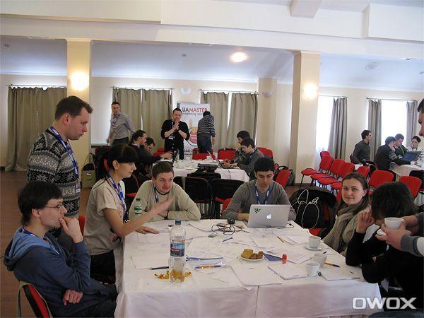 Конференция UX Ukraine 2011 — отчет о посещении