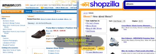 Главная страница сайта Which loads faster?