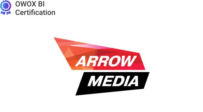 Логотип ArrowMedia