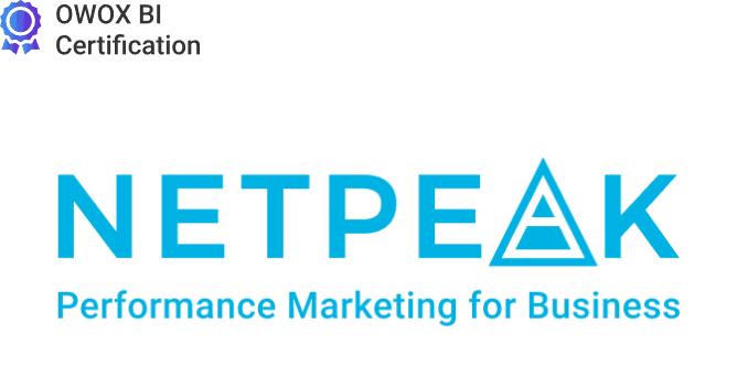 Логотип Netpeak