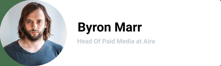 Byron Marr