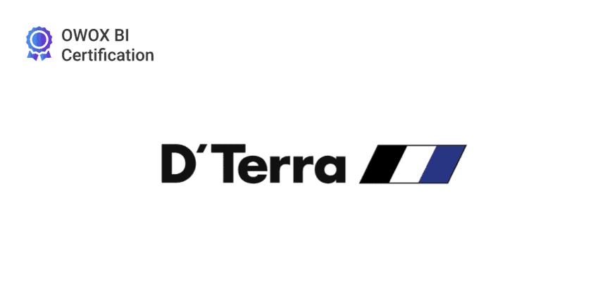 D'Terra — сертифицированный партнер OWOX BI